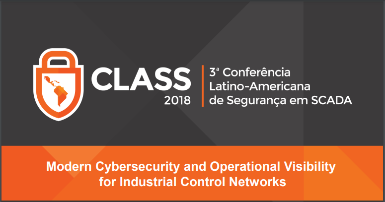 Palestra CLASS (2018) – Edgard Capdevielle (Nozomi Networks)