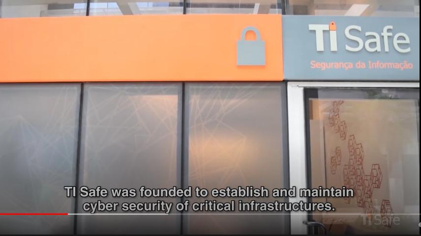 (Institucional) Apresentação Corporativa TI Safe (Legendado em Inglês)