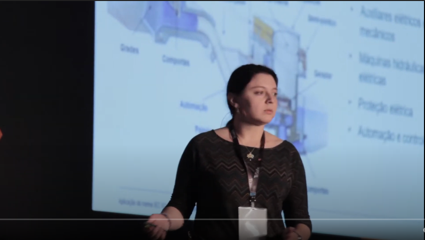 (Palestra) CLASS 2018 – Jéssica Barbosa, Voith Digital Solutions
