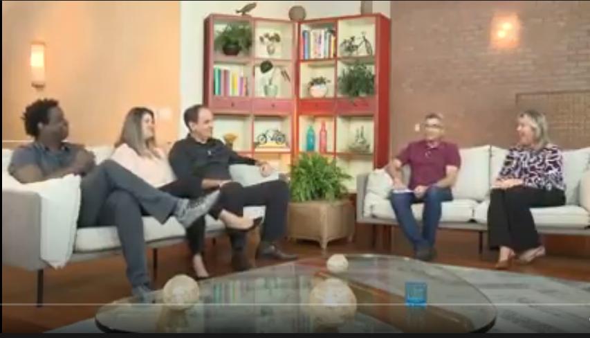 (TV) Marcelo Branquinho no Programa Fique Bem – Rede Band Rio