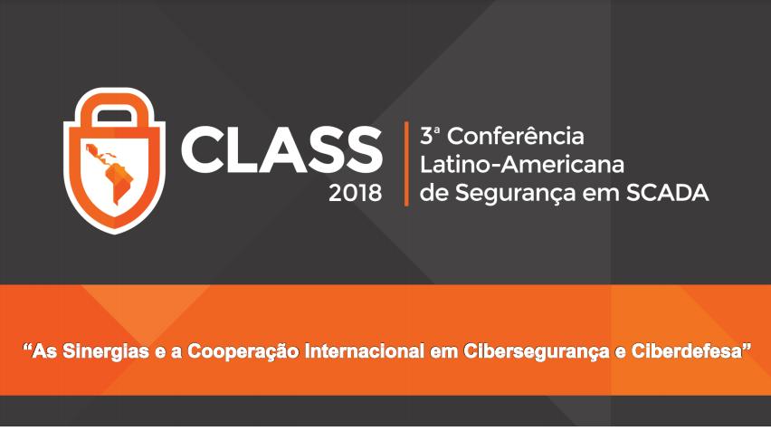 Palestra CLASS (2018) – Luis Salomão (Portugal)