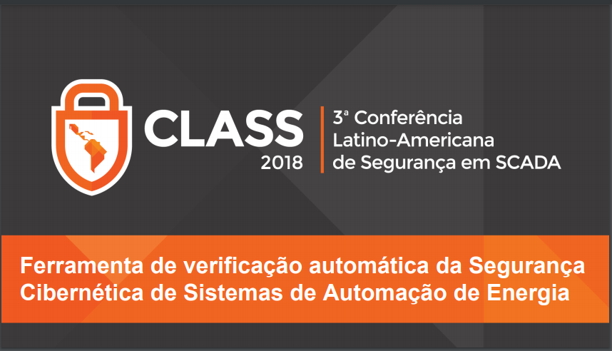 Palestra CLASS (2018) – Paulo Roberto Antunes de Souza Jr. (Siemens)